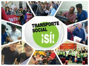 Plataforma En Ruta Todos a Una con Fair Transport